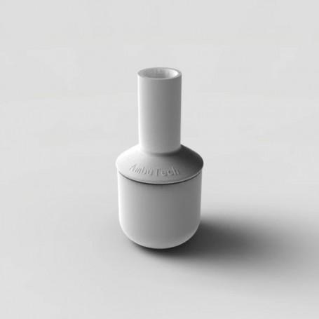Lupa Mobilux® LED 75x50 mm 4.0x