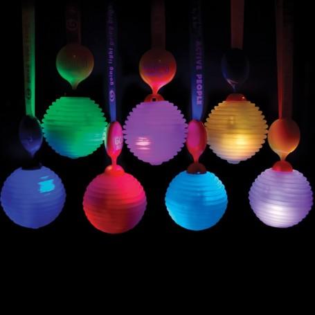 Bola Luminosa Sensorial Boing Pro p/ Pendurar