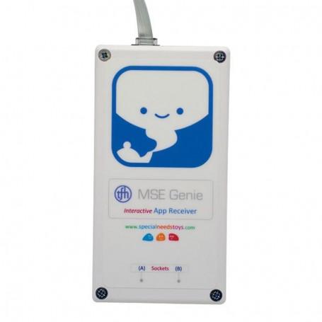 Recetor Combinado s/ Fios para Sala Sensorial