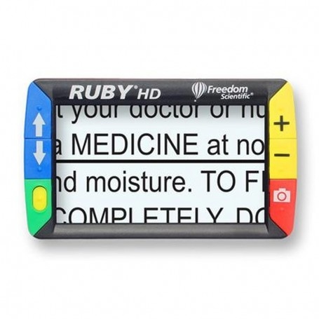 Ampliador Ruby® HD Freedom Scientific