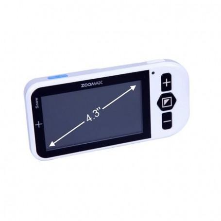 Ampliador Snow 4.3 Zoomax Technology