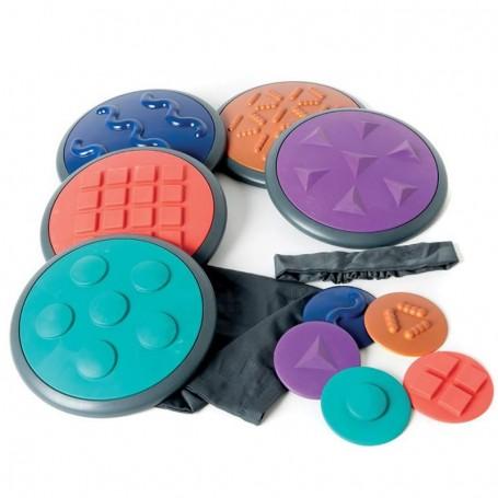 Pedras Coloridas Sensoriais Tactillos 2