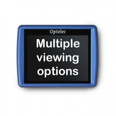 Ampliador Compact Mini Optelec