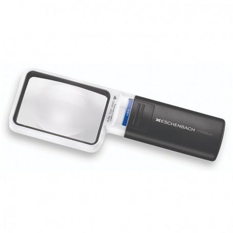 Lupa de Mão Mobilux® LED 75x50mm 3.5x Eschenbach