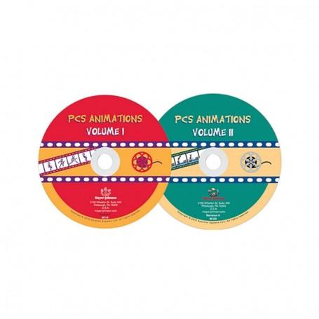 Software Animações SPC Volume I e II
