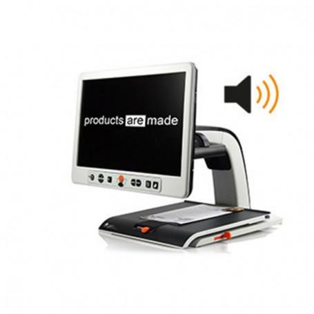 Ampliador MagniLink Vision HD TTS (voz) LVI