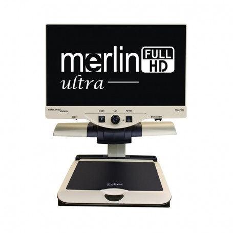 Ampliador Merlin Ultra Full HD Enhanced Vision