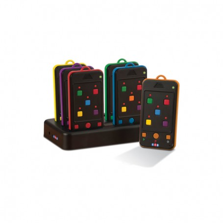 Comunicador Mini Telemóveis (Pack 6) TTS