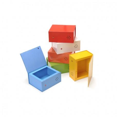 Comunicador Caixas Falantes (Pack 6) TTS