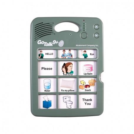 Comunicador GoTalk 9+ Lite Touch  Attainment