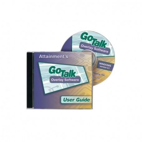Software GoTalk Overlay Attainment
