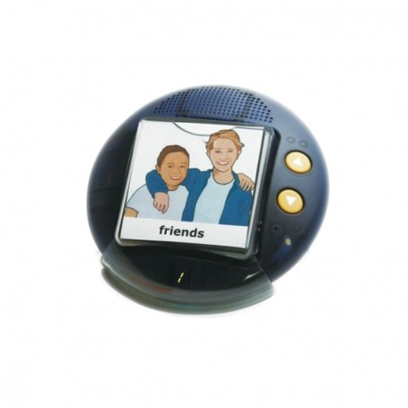 Comunicador Big Button c/ Níveis Attainment