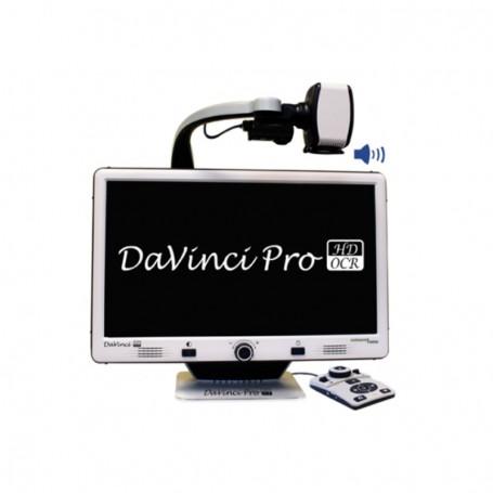 Ampliador DaVinci PRO HD TTS Enhanced Vision