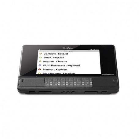 BrailleNote Touch 18 Plus Humanware