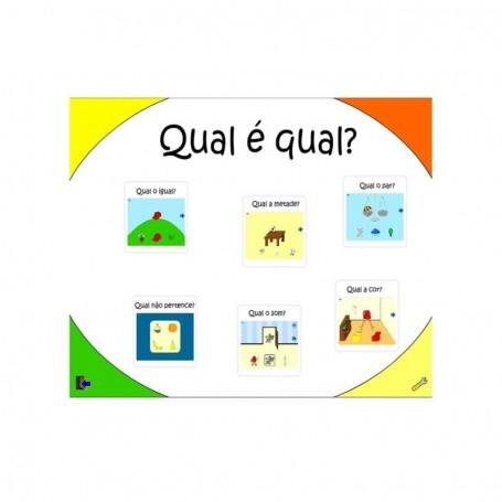Software Educativo Qual é Qual?