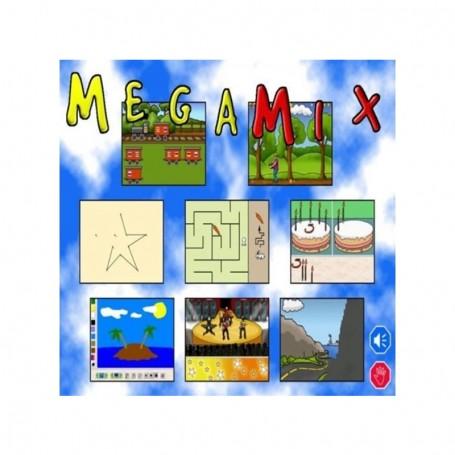 Software Educativo MegaMix Laramera