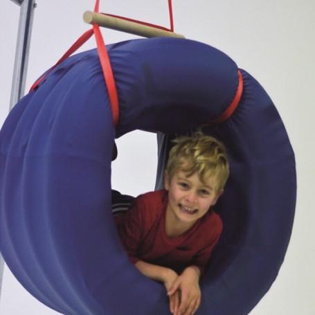 Baloiço Túnel c/ Suporte Integração Sensorial