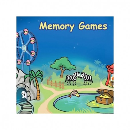 Software Jogos de Memória Júnior Laramera
