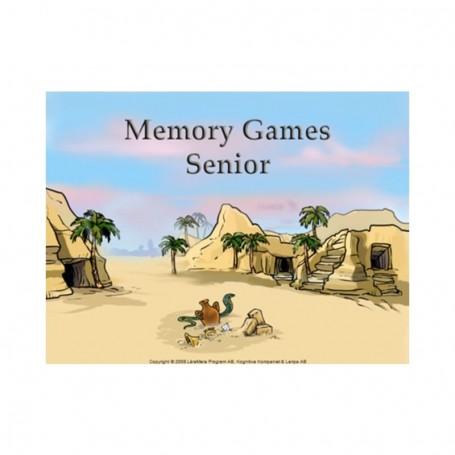 Software Educativo Jogos de Memória Sénior