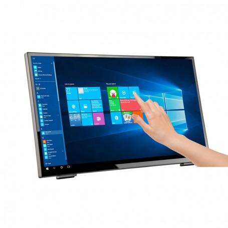 "Monitor Táctil HANNS.G 23,8"" VGA/HDMI"
