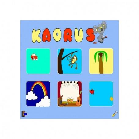 Software Educativo Causa-Efeito Kaorus