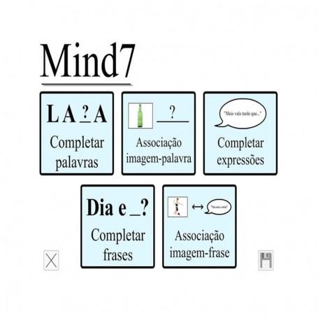 Software Educativo Terapia Fala Mind7