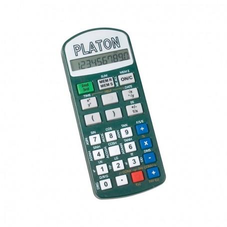 Calculadora Cientifica Platon c/ Voz Portuguesa