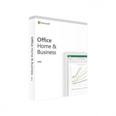 Microsoft Office Casa e Negócios 2019 PT