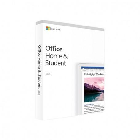 Microsoft Office Casa e Estudante 2019 PT