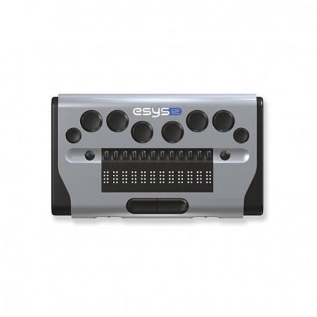 Linha c/ Teclado Braille Esys 12 BT Eurobraille
