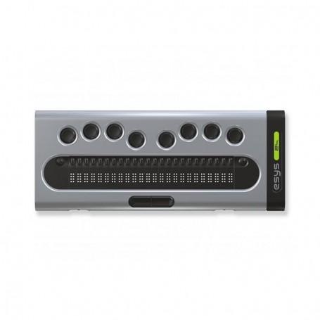 Linha c/ Teclado Braille Esys 24 BT Eurobraille