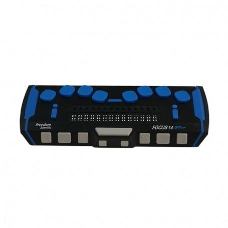 Linha c/ Teclado Braille Focus 14 Blue