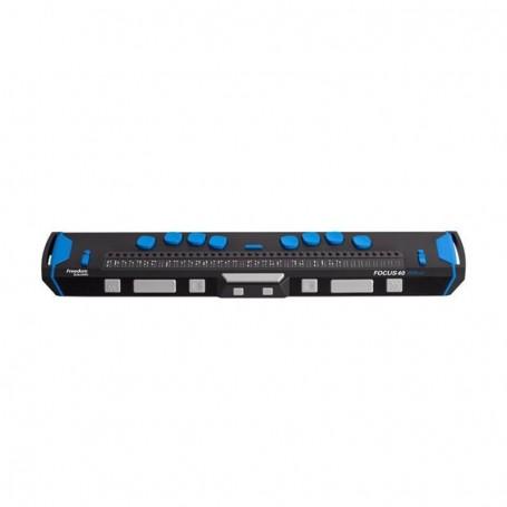 Linha c/ Teclado Braille Focus 40 Blue