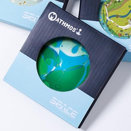 Pack de 4 Discos Líquidos Projetor Espacial