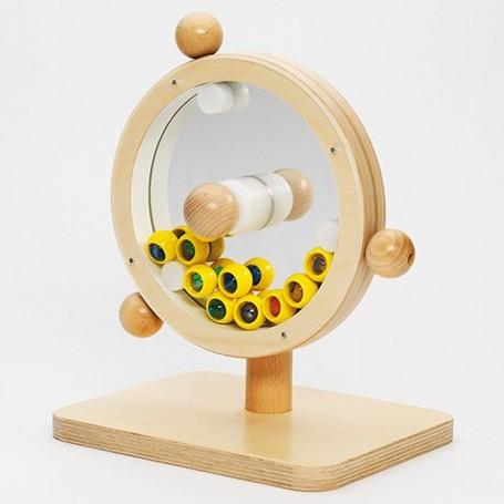 Roda de Espelhos com Esferas TFH