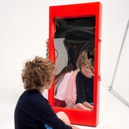 Espelho Flexível com Distorção 116x51 cm TFH