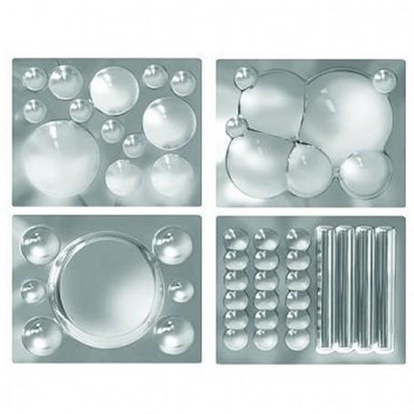 Espelhos Sensoriais Múltiplos Efeitos x4
